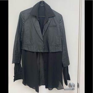 Alexander Wang layered jacket